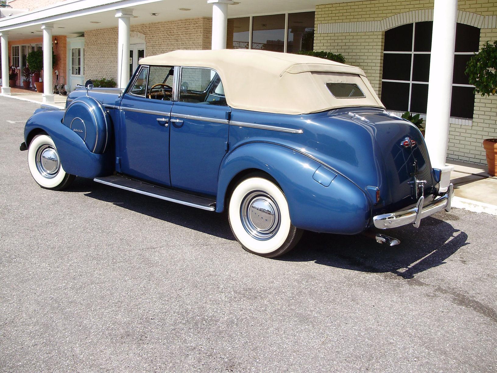 1940 BUICK CENTURY CONVERTIBLE SEDAN - Vintage Motors of Sarasota Inc. #15