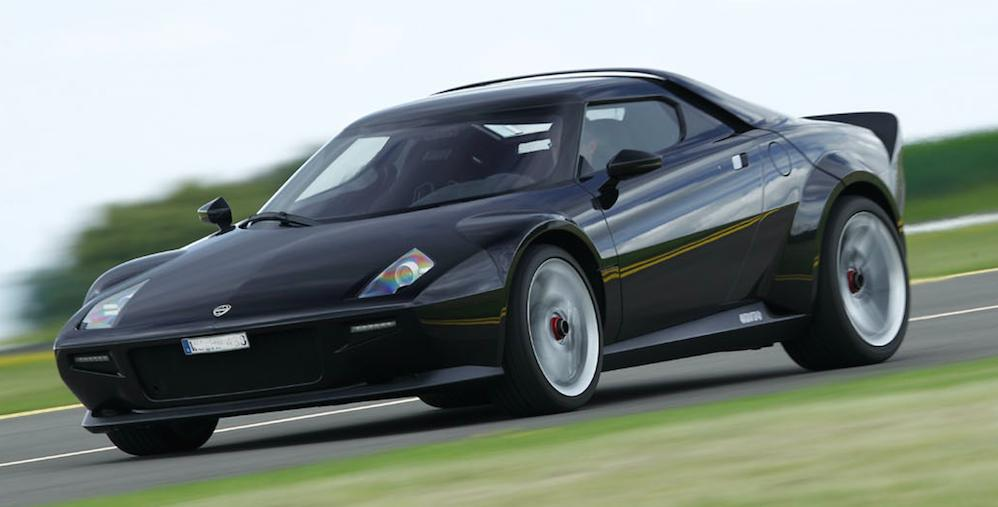 The legendary Stratos is back!