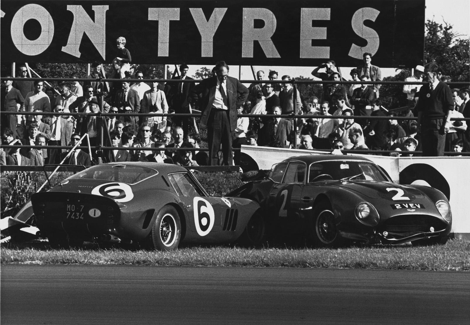 LAT Archive: The spoils and spills of the '2 VEV' DB4GT Zagato