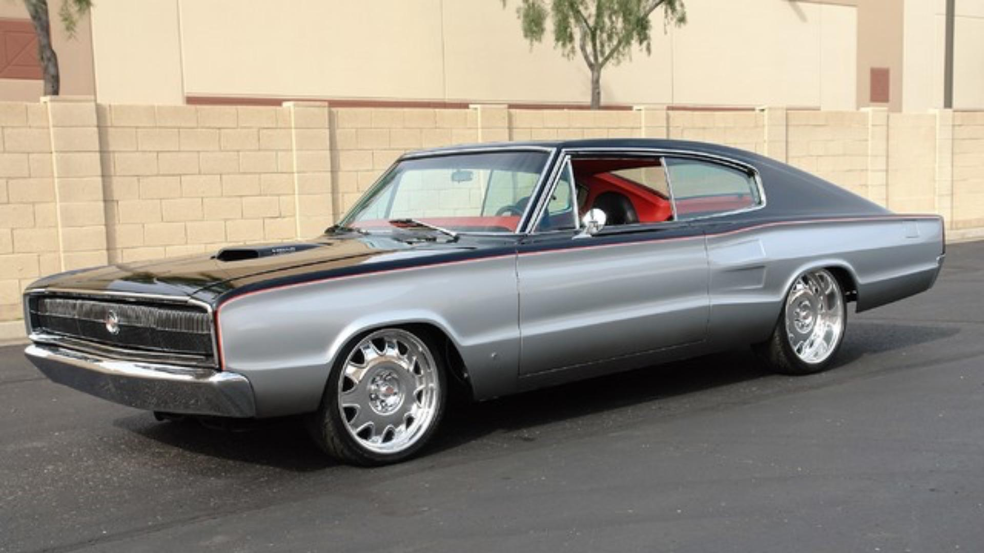 1967 Dodge Charger Was Once Featured On Foose's Overhaulin'