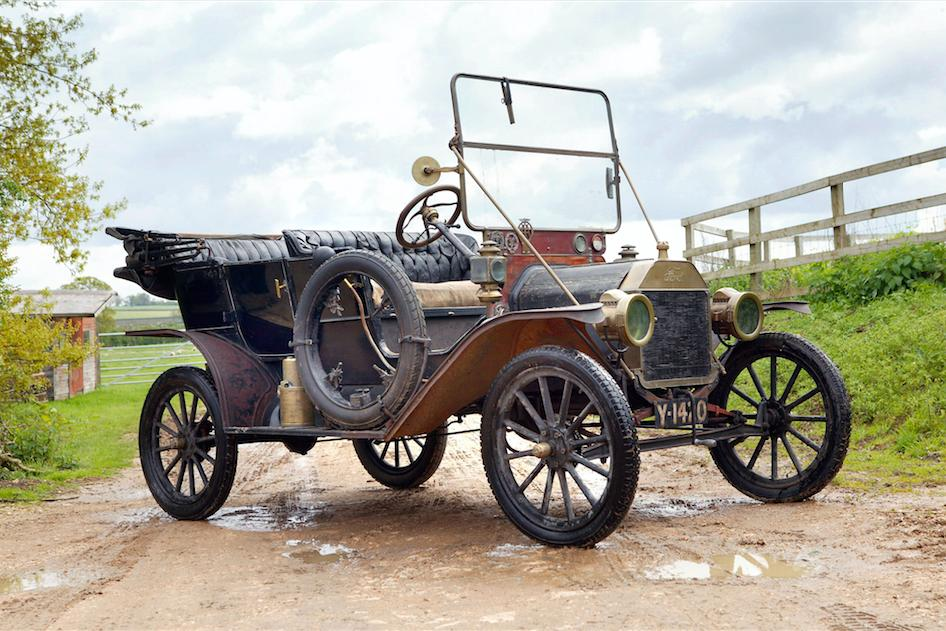 Ford Model T Buying Guide | Autoclassics.com