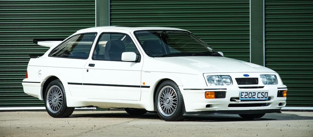 Ford Sierra RS Cosworth Buying Guide