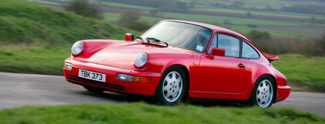 American 180 Full Auto For Sale: Porsche 964 Buying Guide