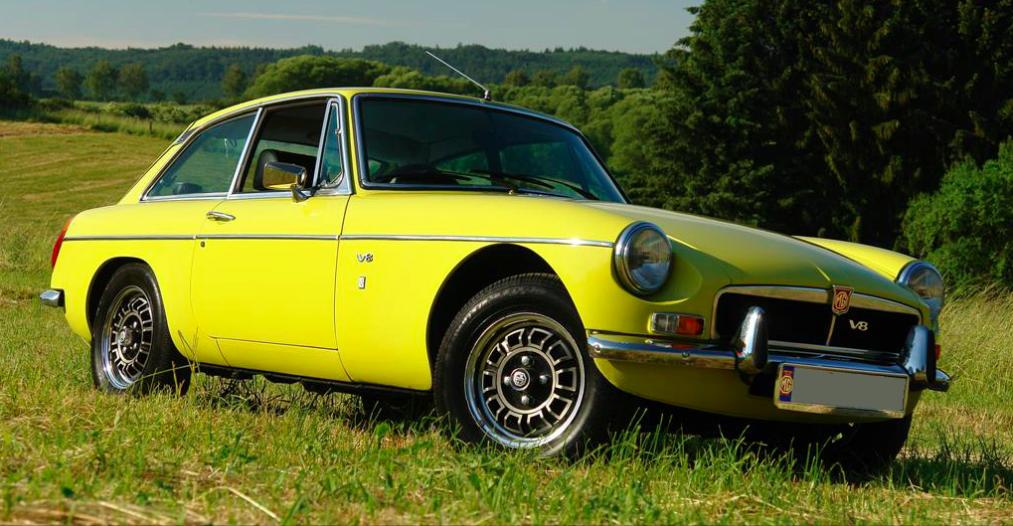 Top 5 Classic Collector Cars You Can Afford To Love