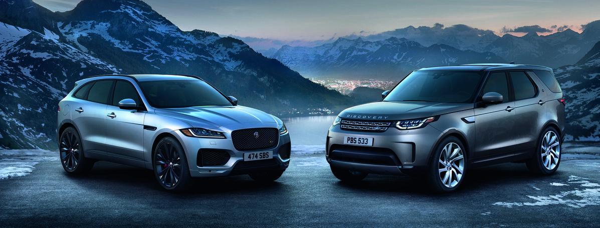 Jaguar Land Rover profits down but not out