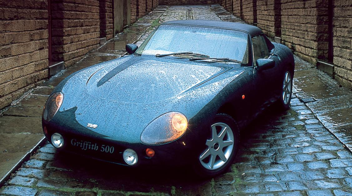 Tvr Griffith Buying Guide Autoclassics