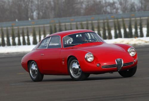 Driving the 'Coda Tronca' Alfa Romeo SZ Zagato