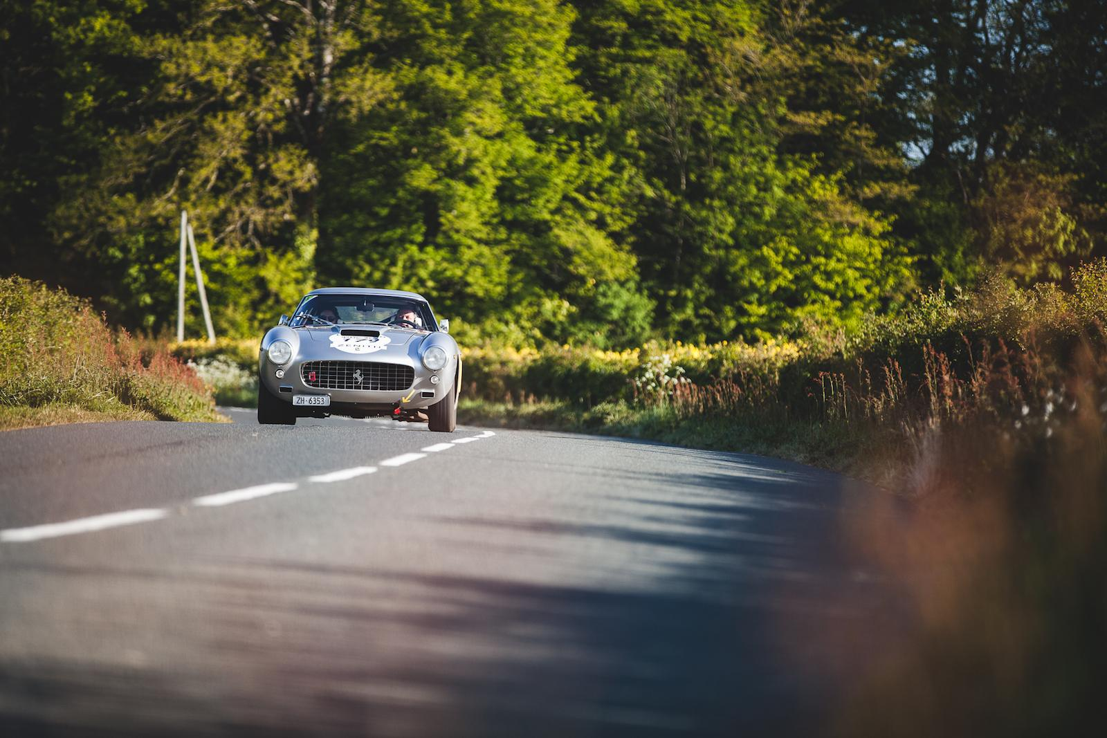 Peter Auto launch new Rallyes des Légendes