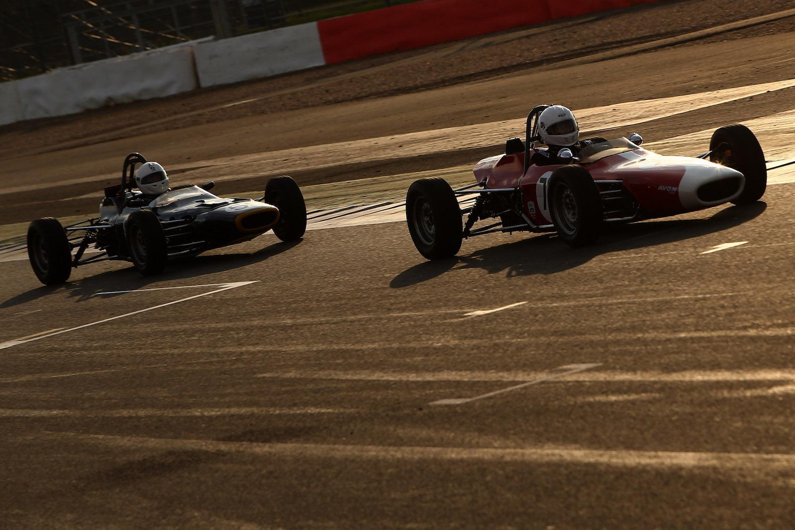 Celebrating 50 years of Formula Ford