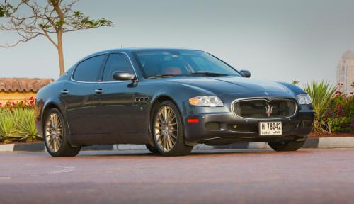 Maserati Quattroporte V Buying Guide