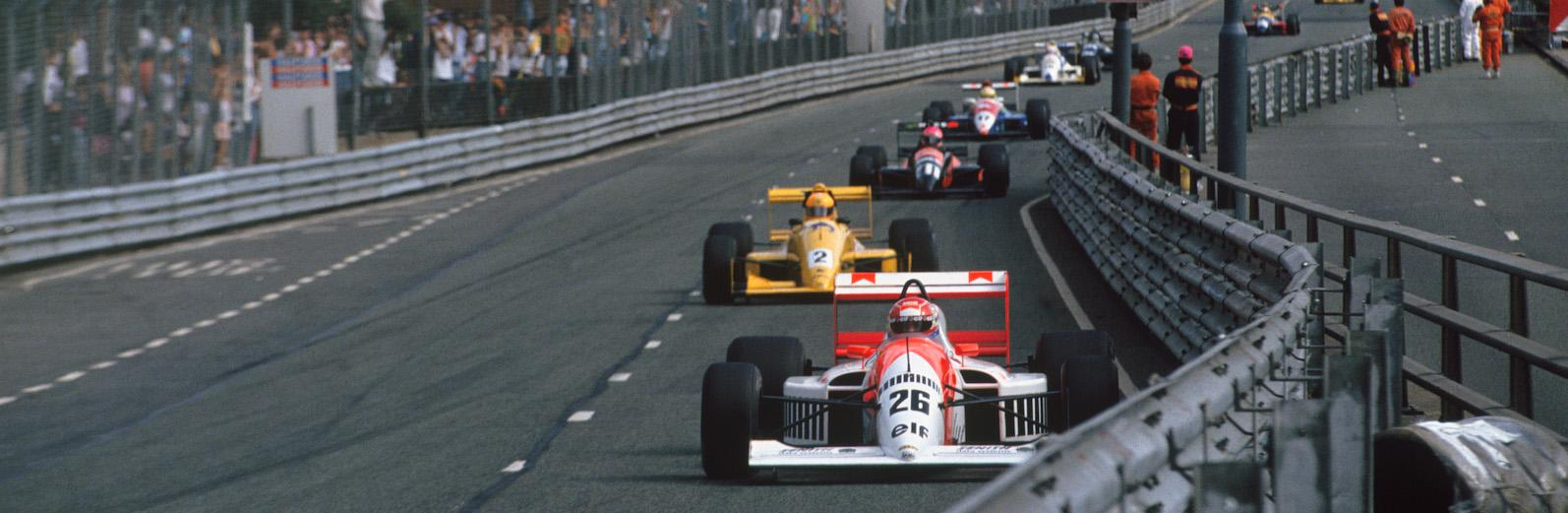 First UK city-centre motorsport in 30 years confirmed