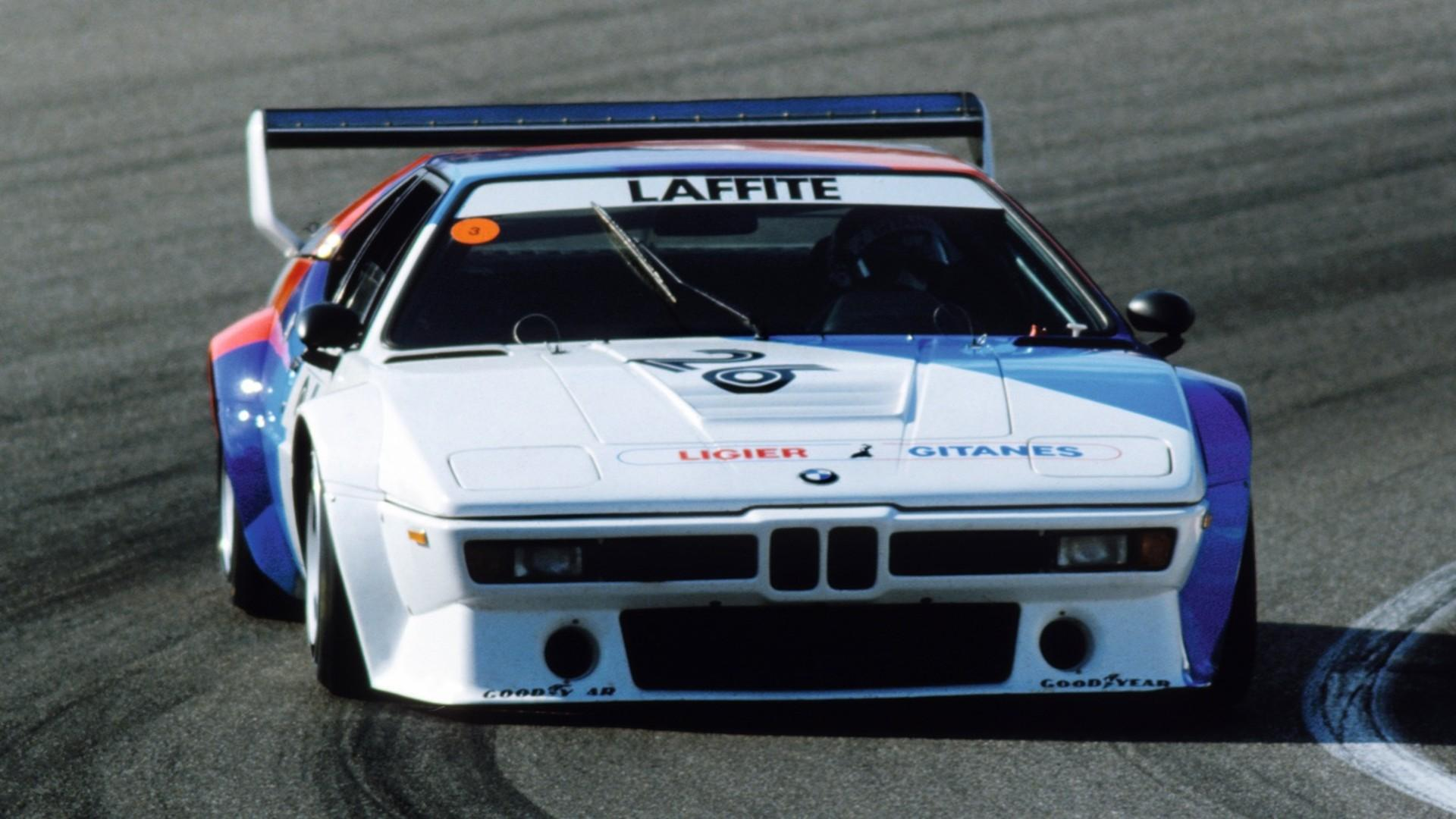 BMW M1 Procar to star at Rétromobile 2019