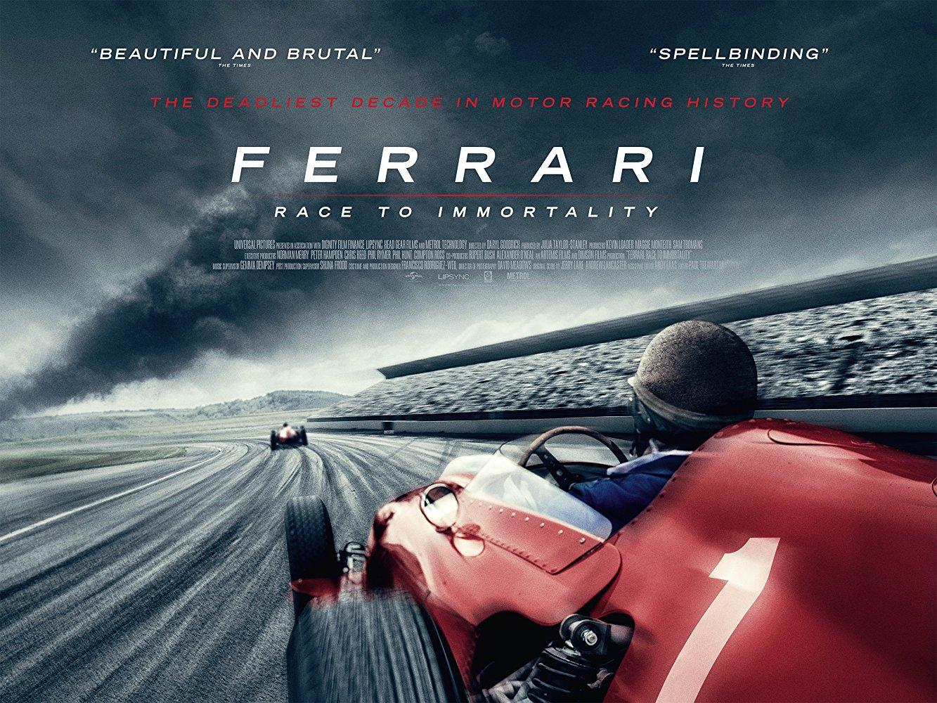 Ferrari: Race to Immortality Review