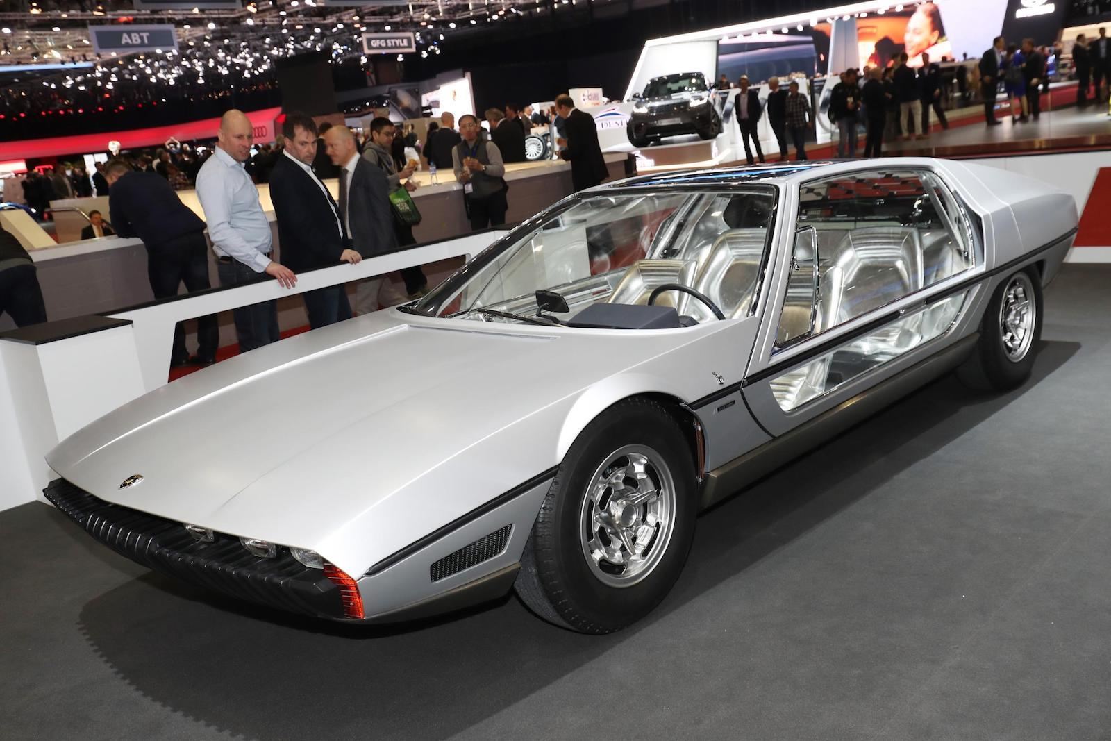 Top 10 classic cars at the 2018 Geneva Motor Show | Autoclassics.com