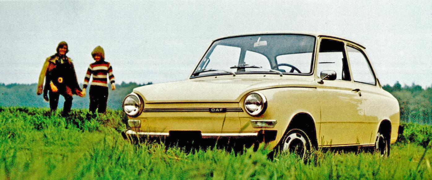 1966-1974 DAF 44 Buying Guide