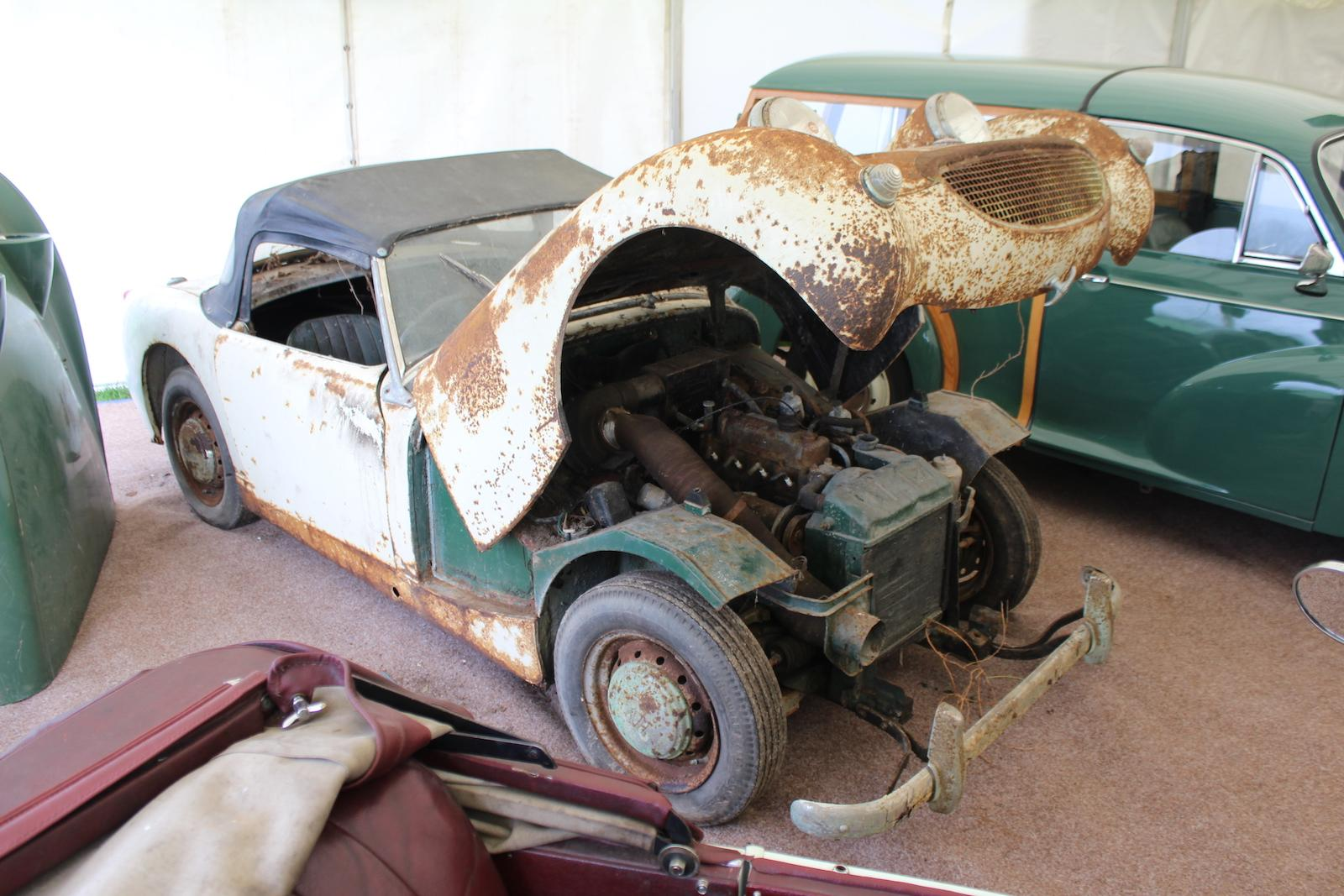 1940-1949 Classic cars for sale | Autoclassics.com