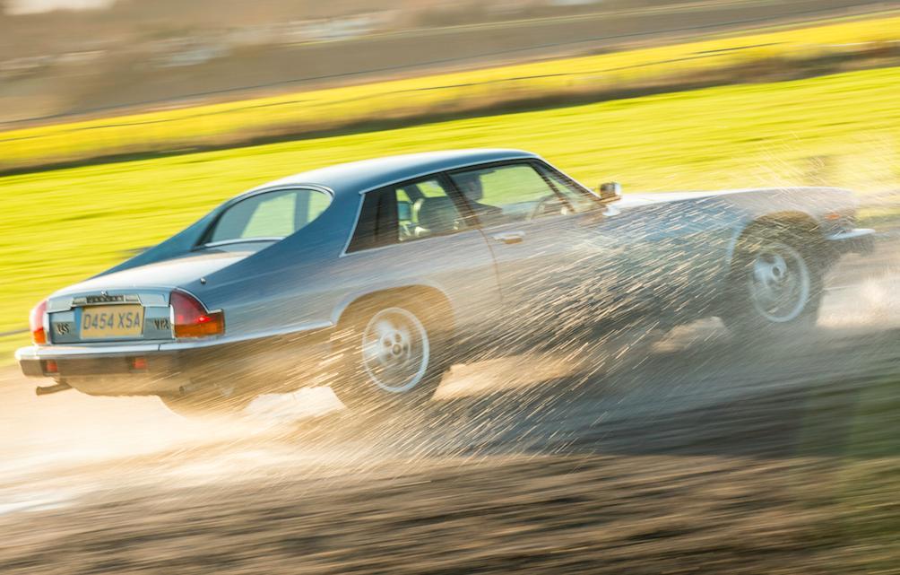 Driven: The Jaguar XJ-S V12 HE