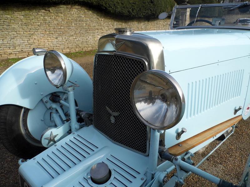 Classifieds Hero: 1930 Aston Martin International