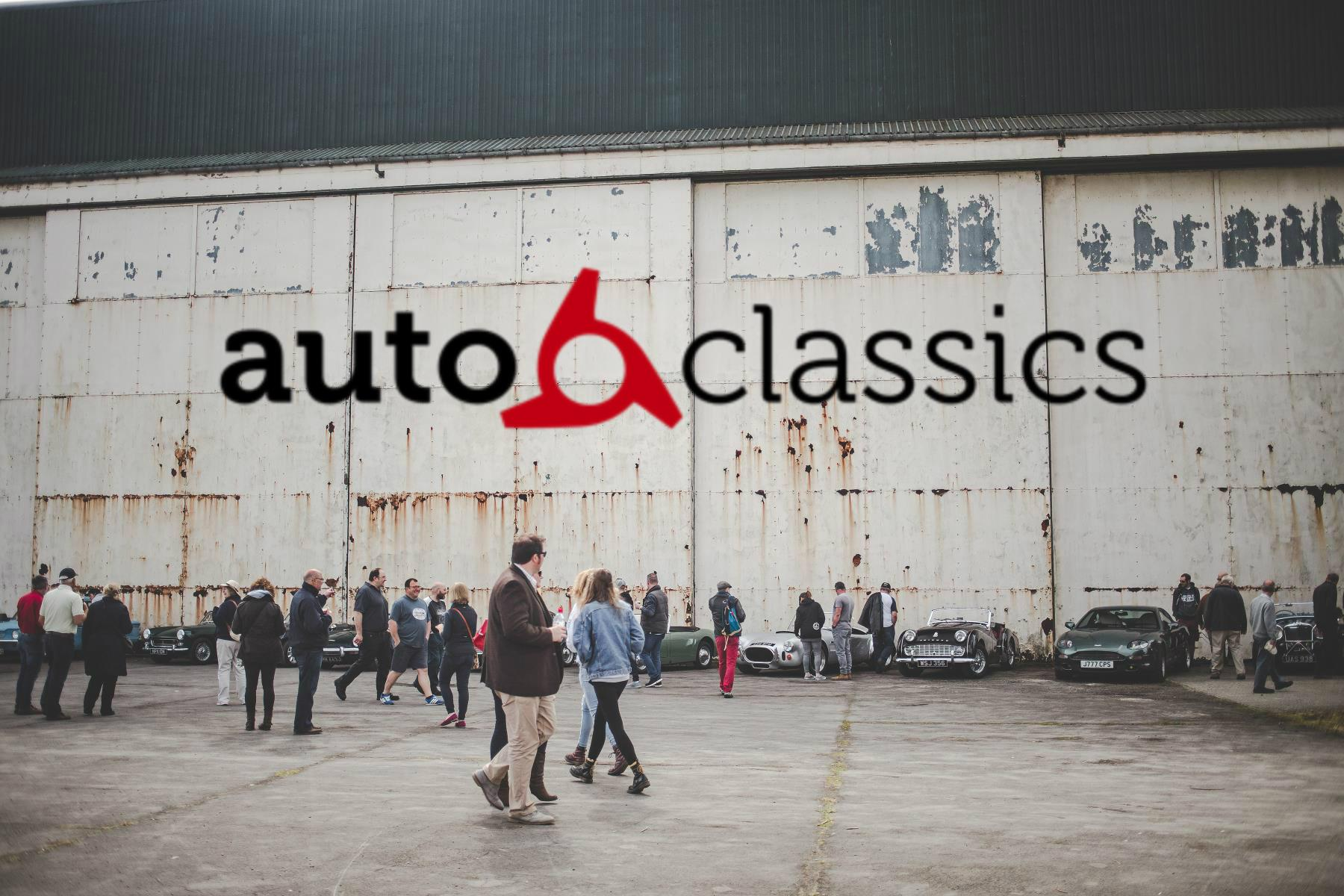 Sell your classic at Bicester Heritage Sunday Scramble – free!