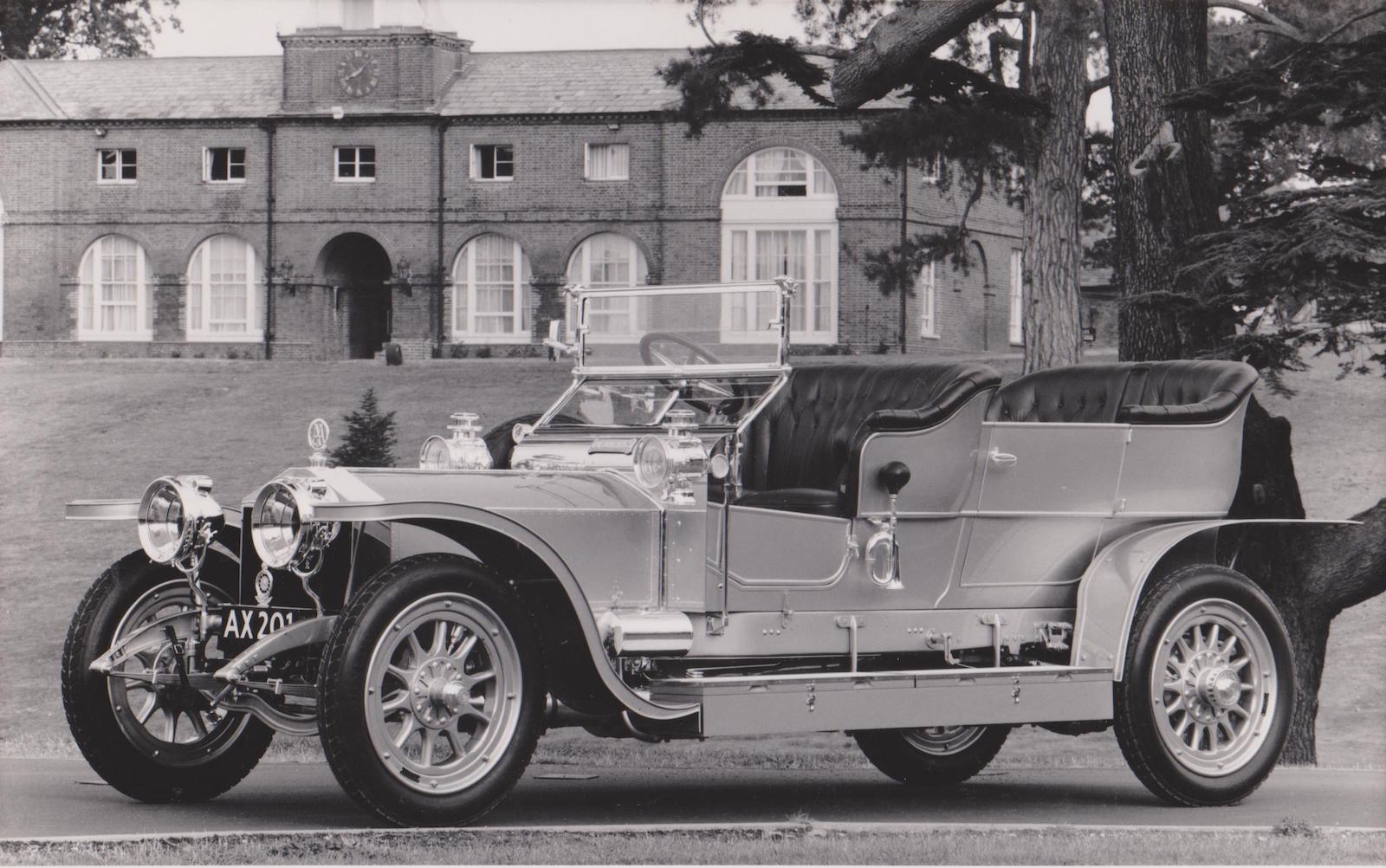 Top 10 Rolls-Royces | Autoclassics.com