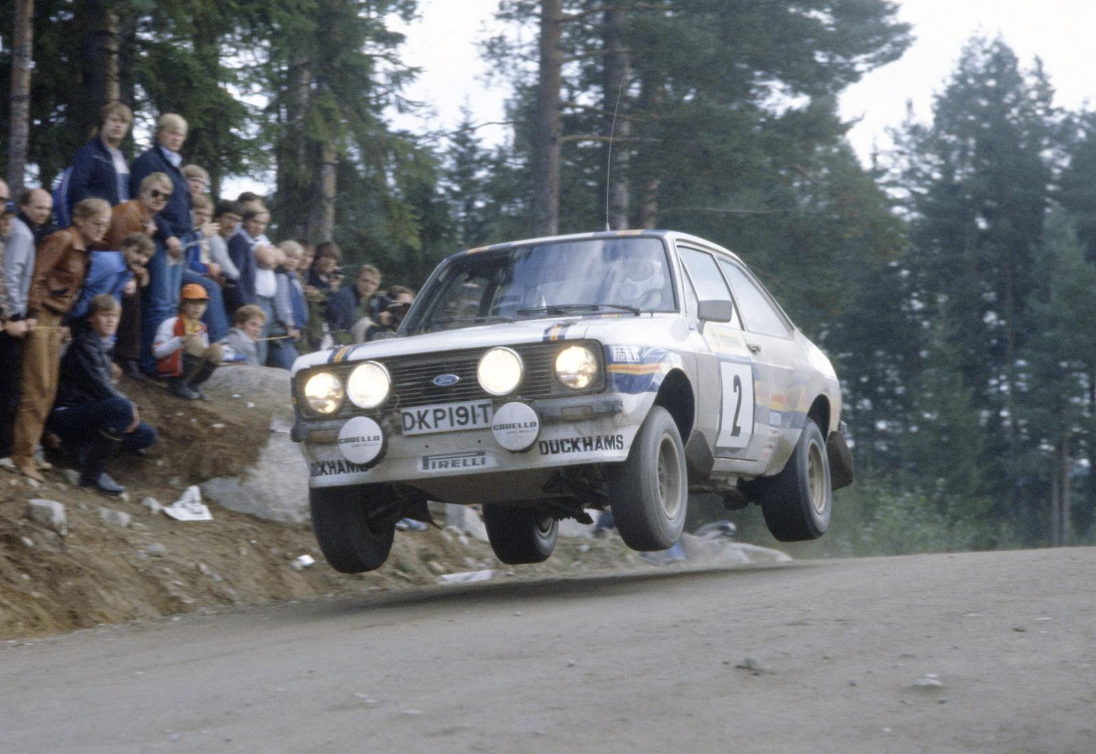 Former rally man David Richards to talk safety at Autosport show