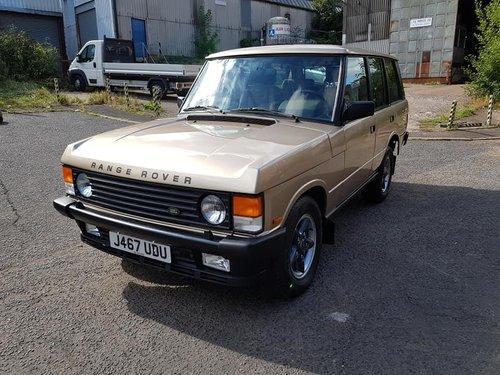 Classic car Range Rover | Autoclassics com