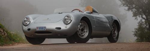 Motorsport Monday: Buy Voigt-Nielsen's 1956 Porsche 550A!