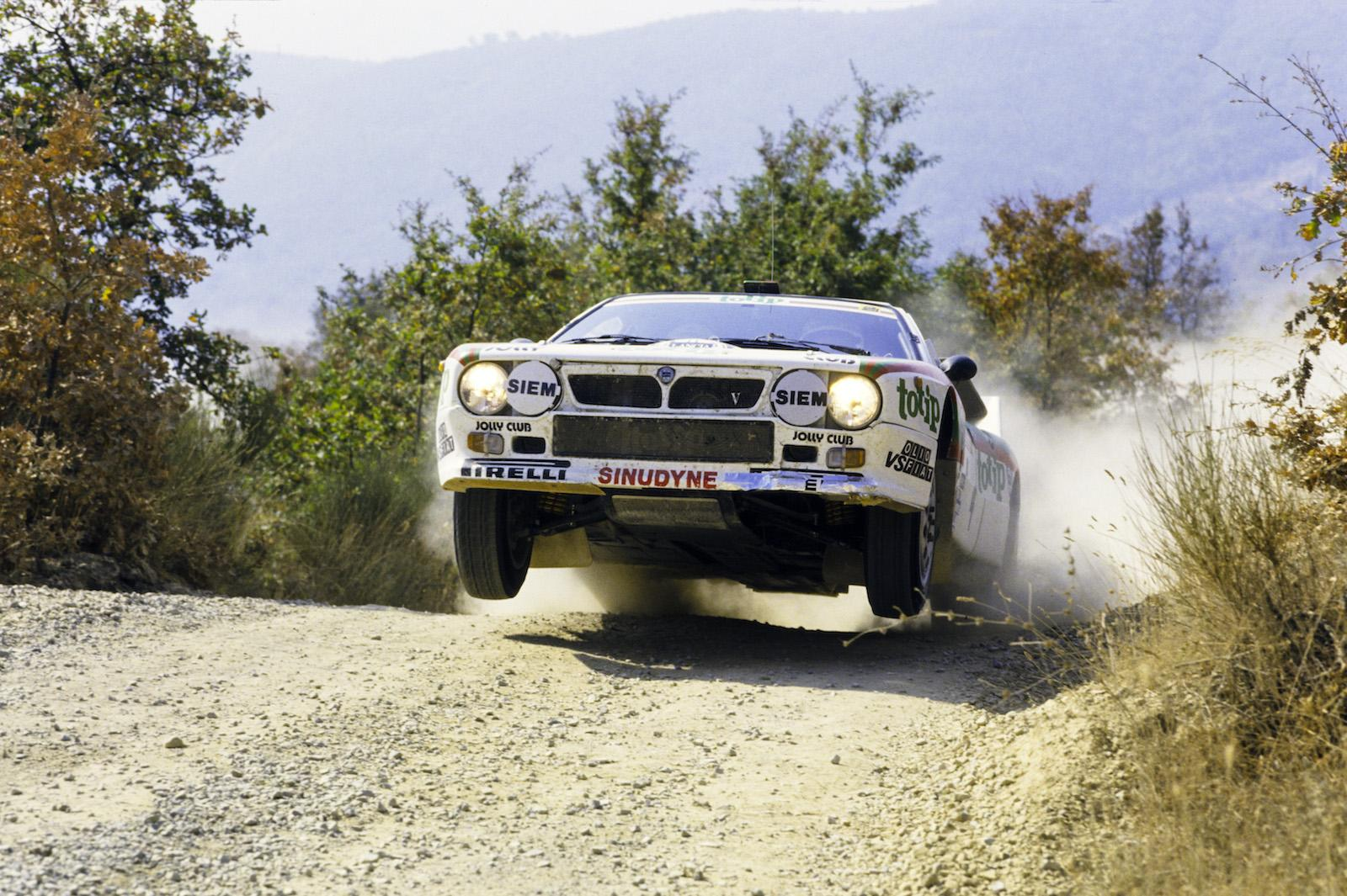 How Miki Biasion led the WRC through its toughest times