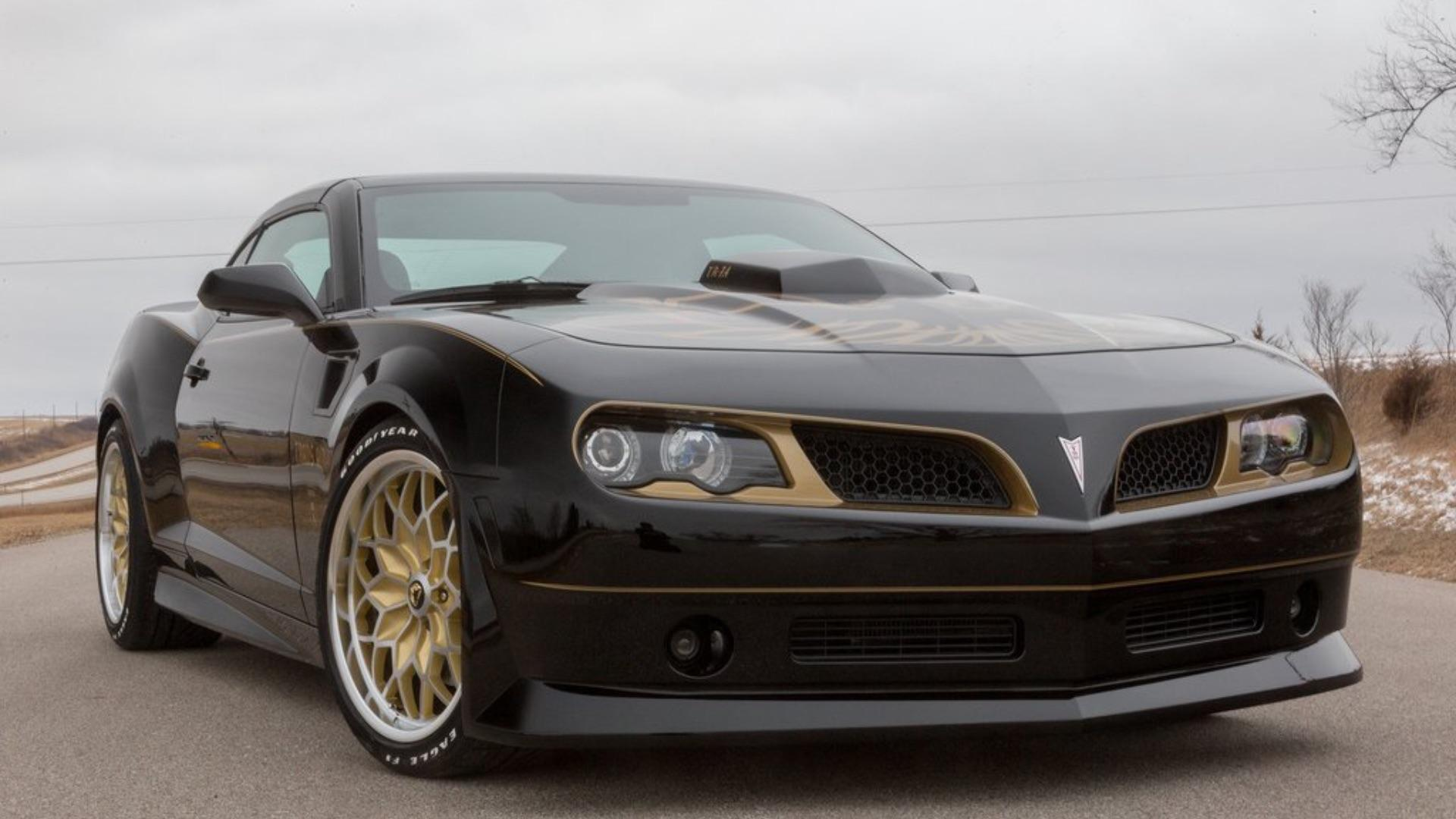 Here's A Second Chance To Own A Trans Am SE Bandit Edition