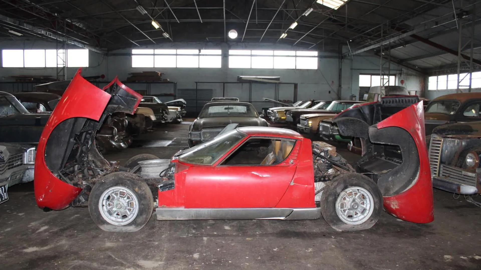 Is This The Ultimate Barn Find Auction Autoclassics Com