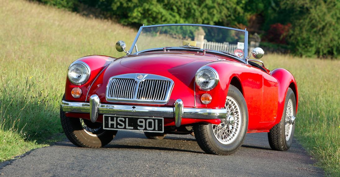 Classic Car Mg Autoclassics Com