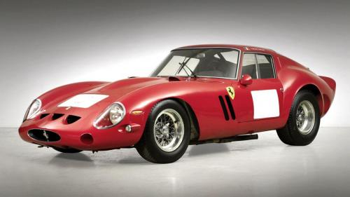 Top 10 most expensive cars sold at auction