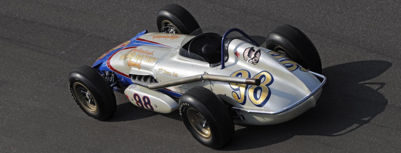 Indy 500 roadsters to be celebrated at 2018 Legends Day