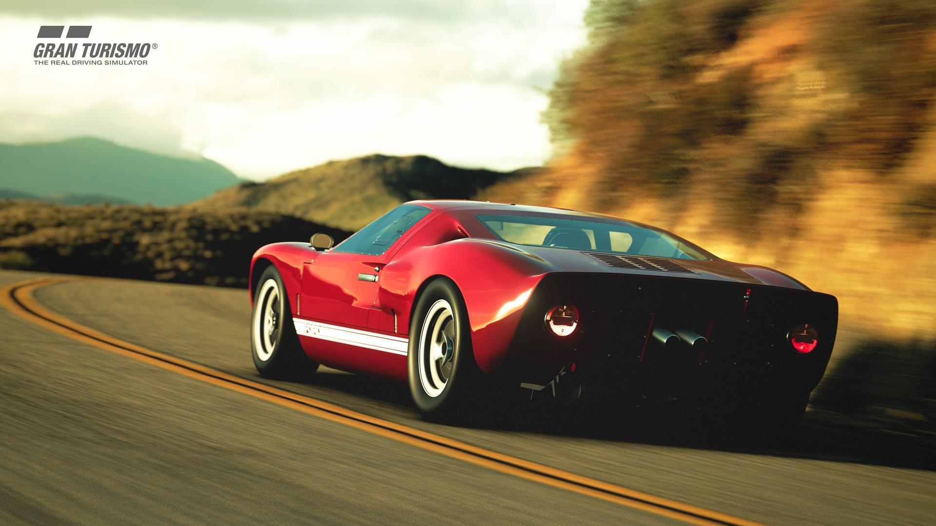 Gt Mustang More Classics In Gran Turismo Sport Update Autoclassics Com