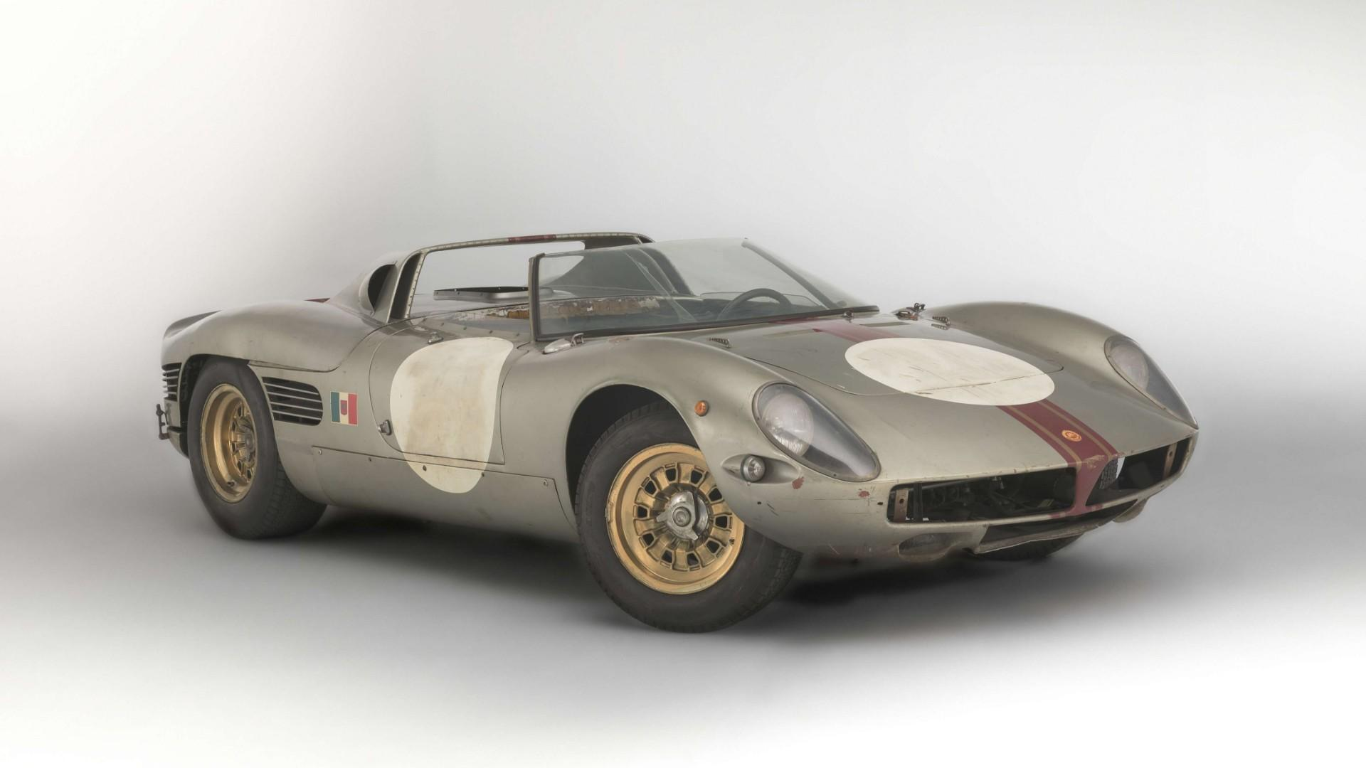 How a Ferrari war created Serenissima's Le Mans Spyder