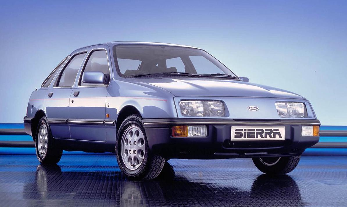 Ford Sierra Buying Guide