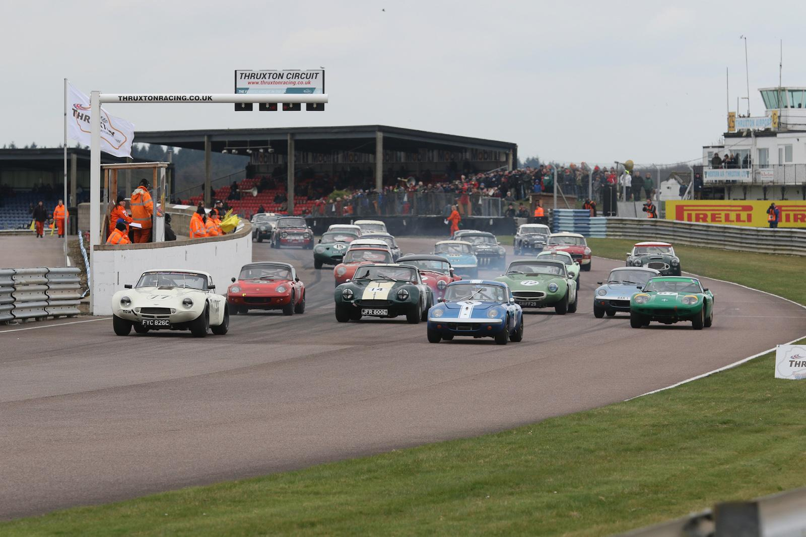 Historic Motorsport round-up: Thruxton Festival for 50th