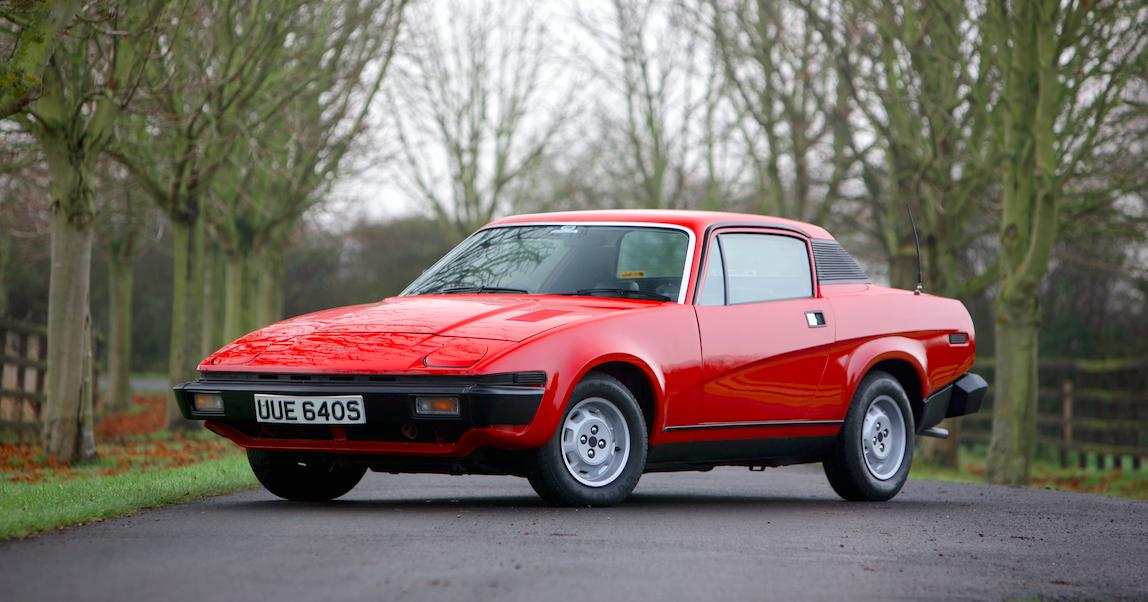 Triumph TR7 Buying Guide