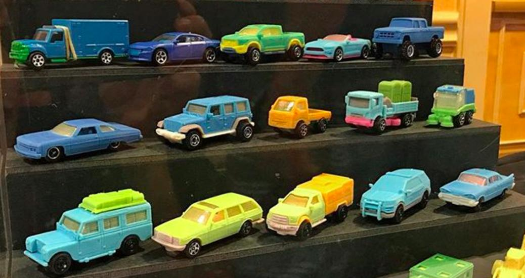 These classic cars are getting a diecast Matchbox release in 2019 ...