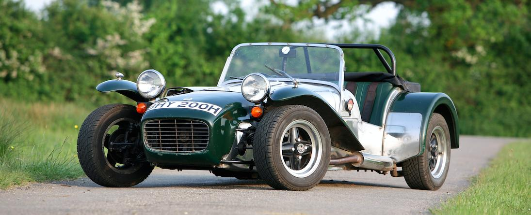 Lotus Seven Buying Guide | Autoclassics.com