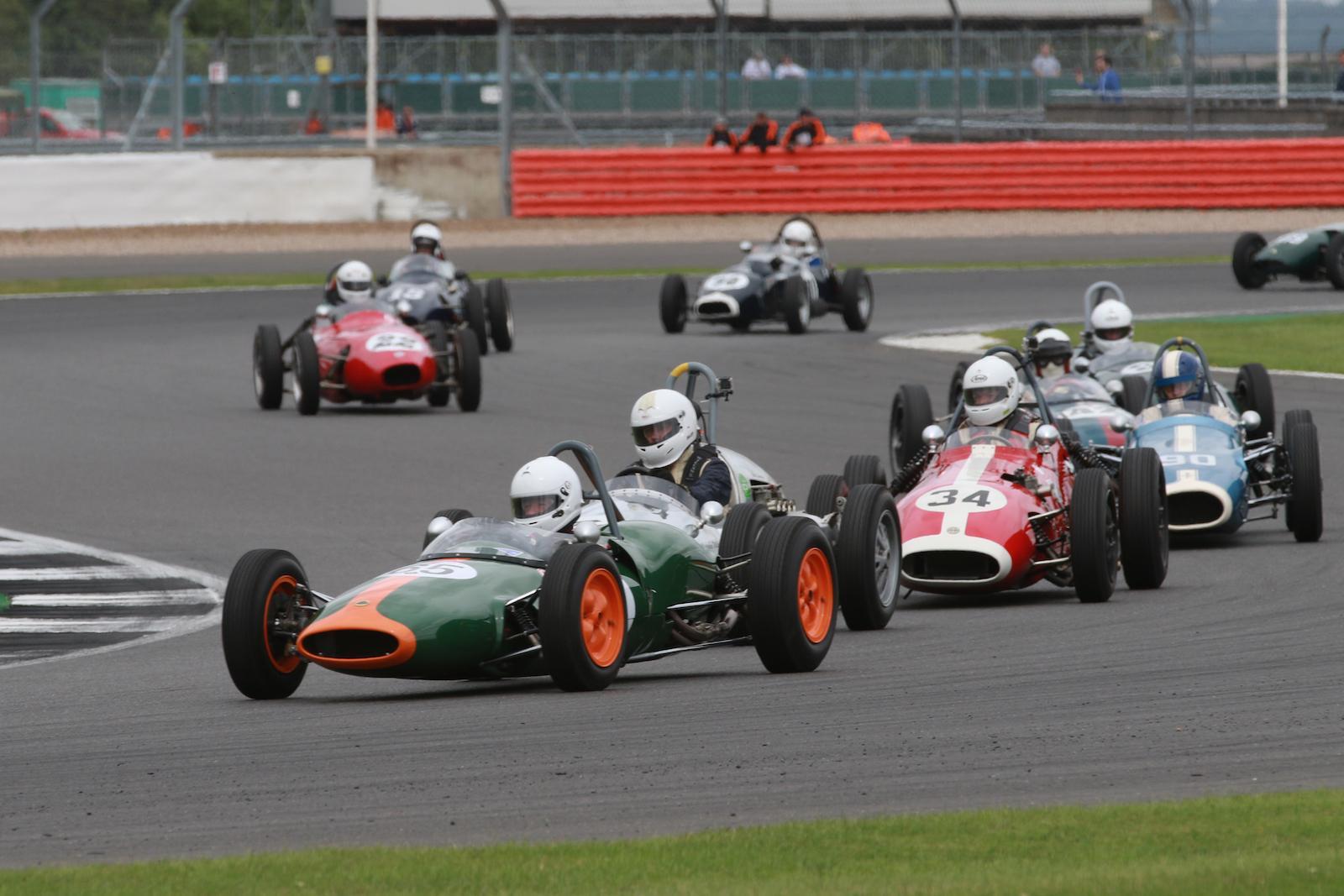 Historic Motorsport Round-up: Formula Junior diamond jubilee