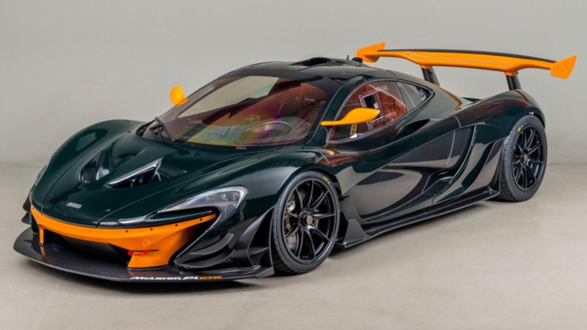 The First US McLaren P1 GTR Is For Sale