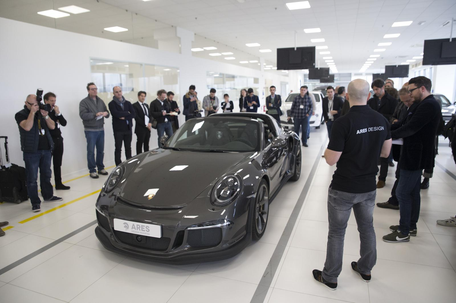 Dany Bahar: new champion of the bespoke car world?