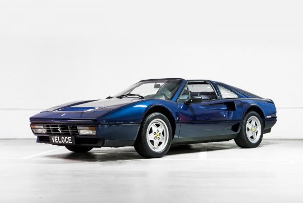 classifieds hero 1988 ferrari gts turbo autoclassics com rh autoclassics com Ferrari Owners Manuals 2012 Ferrari FF Parts Manuals