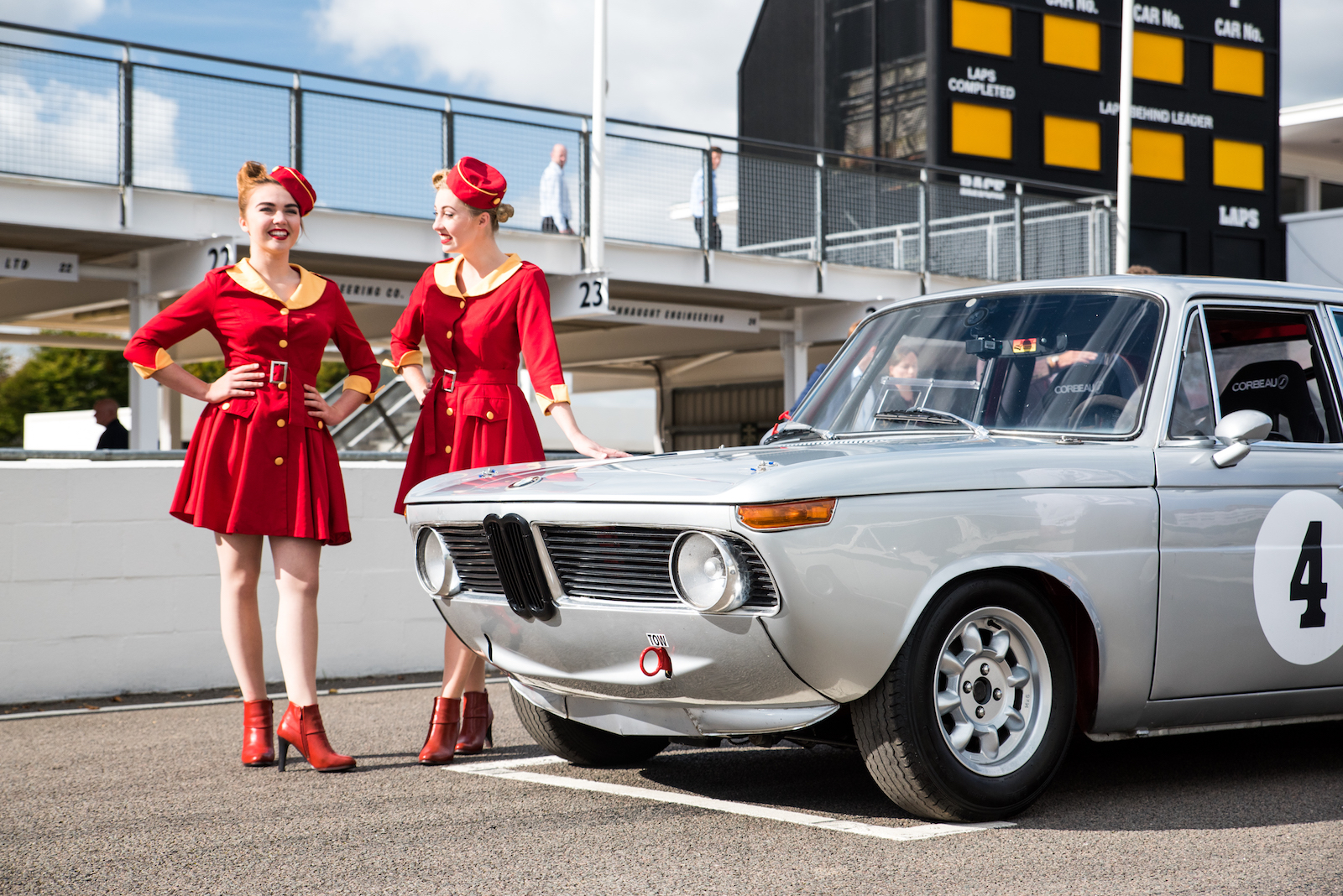 Goodwood Revival Experience