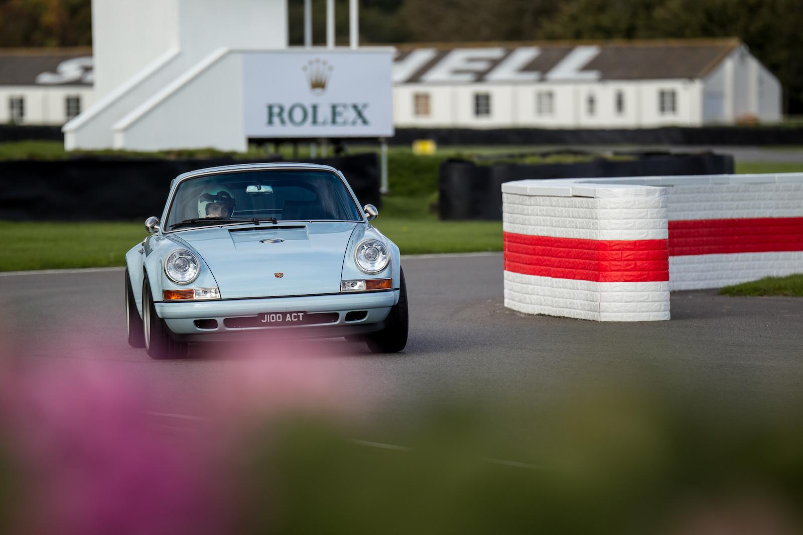 'Reimagined by Singer': the ultimate retro 911?
