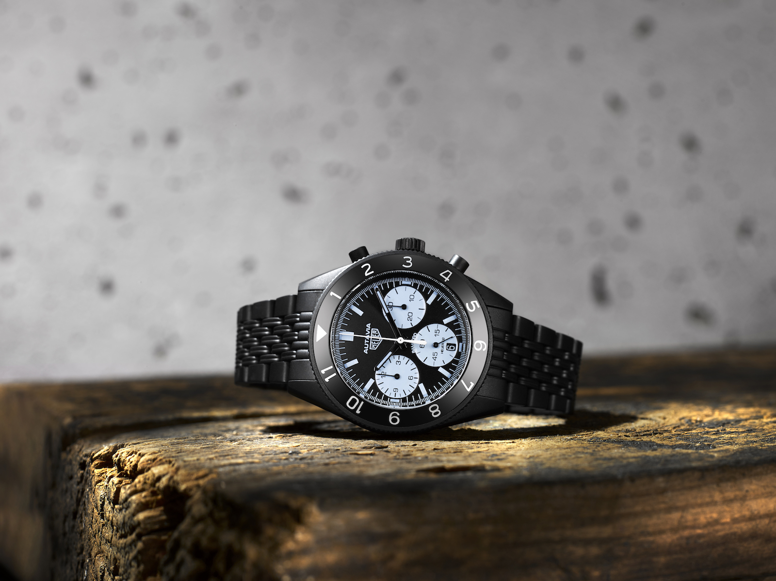 Bamford in partnership with TAG Heuer watches