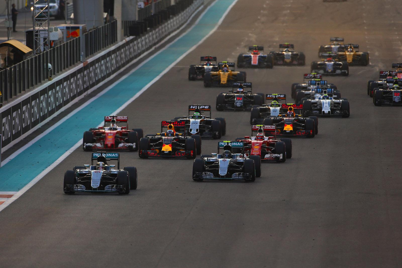 Promoted: Abu Dhabi Grand Prix preview with F1 Experiences