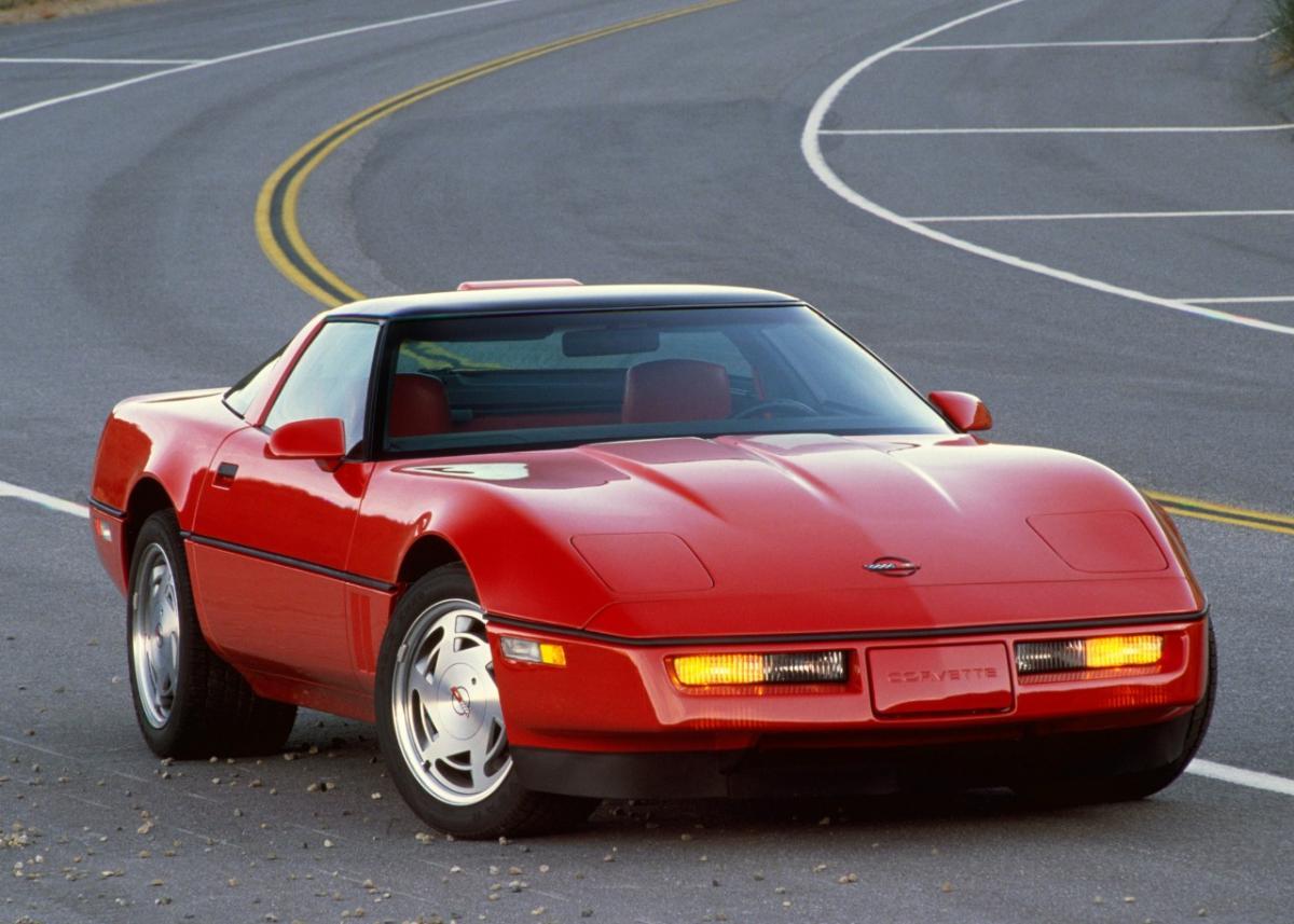 Driver crashes into store, wrecks three classic Chevrolet Corvettes