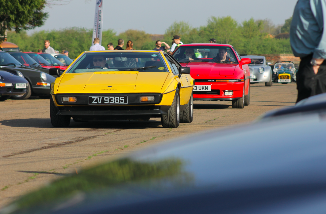 In pictures: Bicester Heritage\'s brilliant Sunday Scramble ...